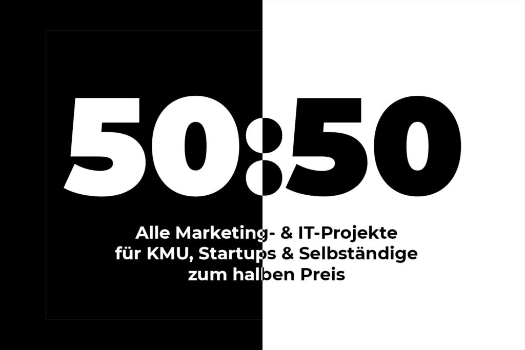 Aktion 50:50