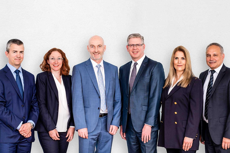 Die 6 Partnerinnen und Partner von Krepper Spring Partner