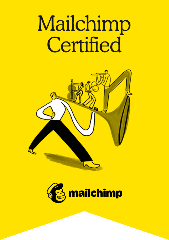 Mailchimp-Zertifizierung
