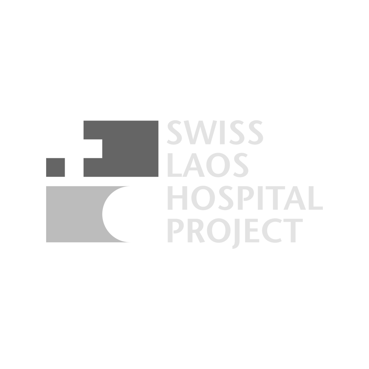 Swiss Laos Hospital Project Logo