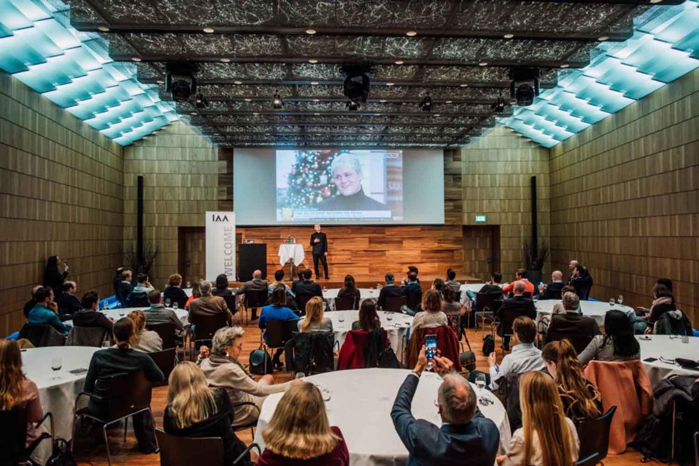 Veranstaltung des IAA Swiss Chapter