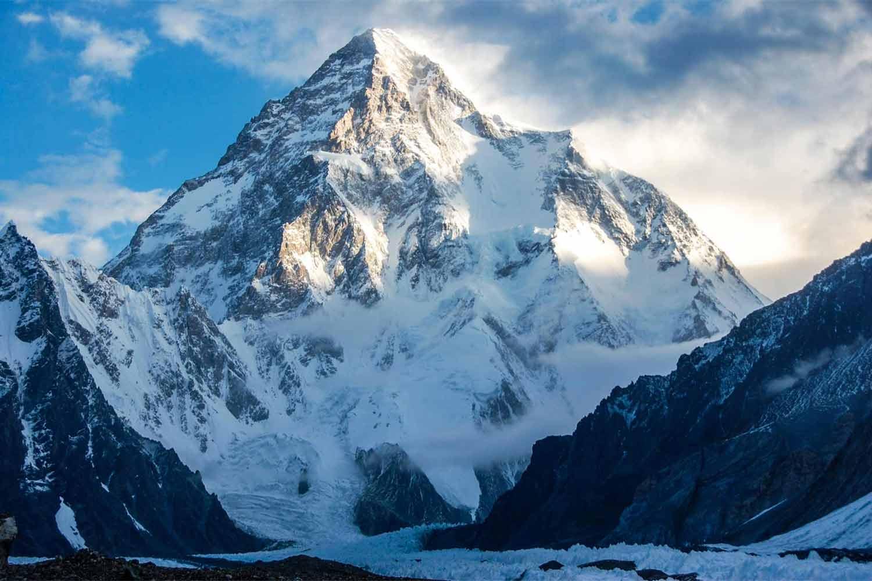 Der Berg «K2»