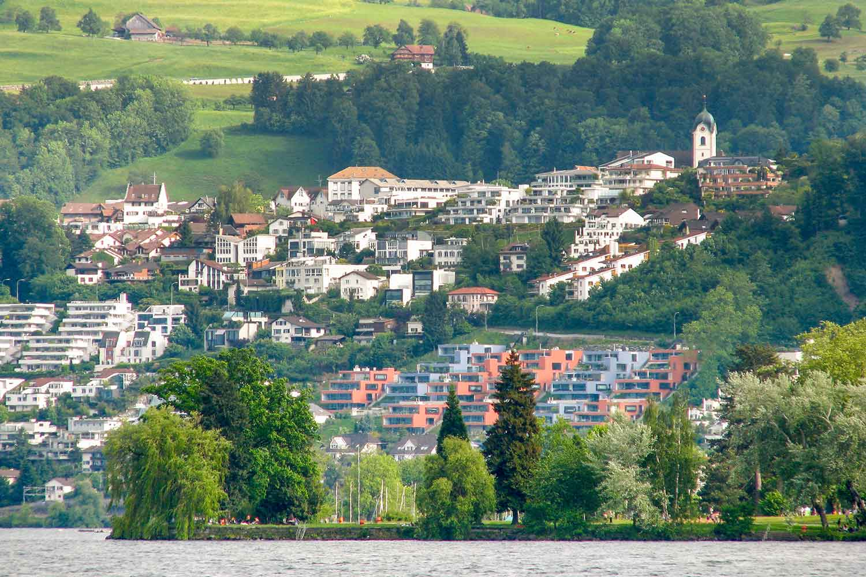 Überblick AG, Wollerau